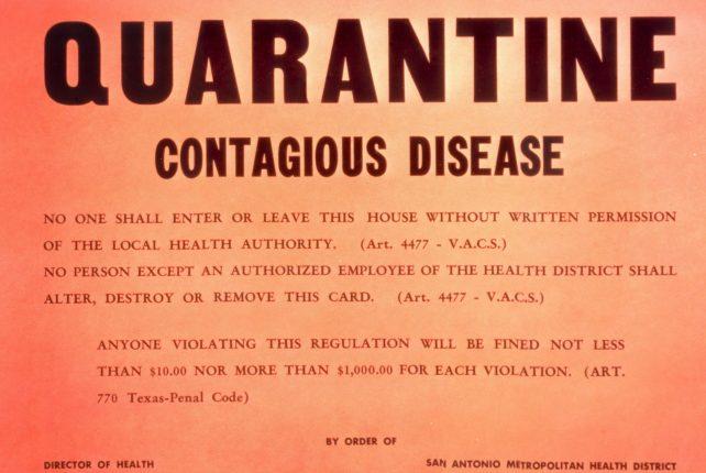 Karantena v Sloveniji, izjeme in pravne posledice (koronavirus – COVID-19)